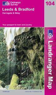 Leeds and Bradford, Harrogate and Ilkley (Landranger Maps) by  Ordnance Survey - Paperback - from S N Books Ltd and Biblio.com