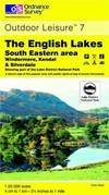 image of The English Lakes: South Eastern Area (Outdoor Leisure Maps)
