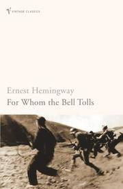 an experience in war in for whom the bell tolls by ernest hemingway