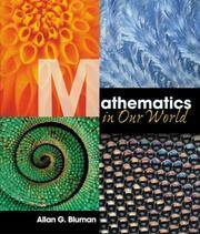 Mathematics In Our World With Mathzone
