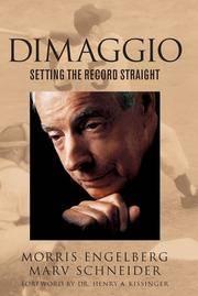 Dimaggio: Setting the Record Straight
