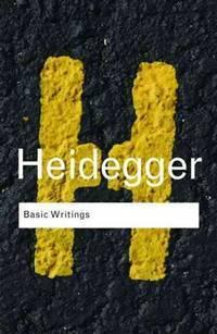 image of Basic Writings: Martin Heidegger (Routledge Classics)
