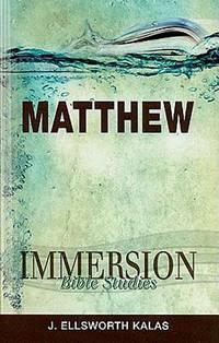 Immersion Bible Studies: Matthew