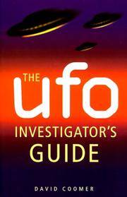 The UFO Investigator's Guide