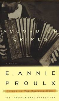 ACCORDION CRIMES INTL EDITION: A Novel