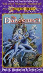 The Dargonesti (Dragonlance Lost Histories, Vol. 3)