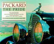 Packard: The Pride (An Automobile Quarterly Magnificent Marque) by  J Fenster - Hardcover - 2005 - from The Book Trader (SKU: 043605)