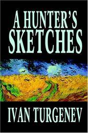A Hunter\'s Sketches