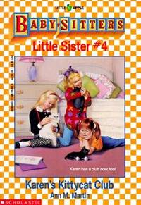 Karen's Kittycat Club-Baby Sitters Little Sister 4