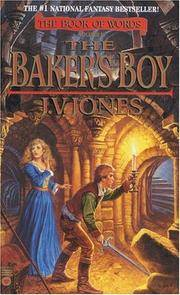 The Baker's Boy (Book of Words) (Vol I) by  J. V Jones - Paperback - First Edition - 1996 - from Patricia Tucker (SKU: 001532)