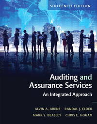 image of Auditing and Assurance Services:
