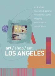 Art/Shop/Eat: Los Angeles