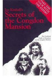 image of Secrets of the Congdon Mansion: The Unofficial Guide to Glensheen and the Congdon Murders (Minnesota)