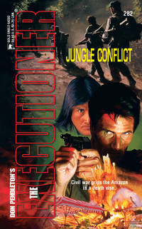 Jungle Conflict  (The Executioner 282)