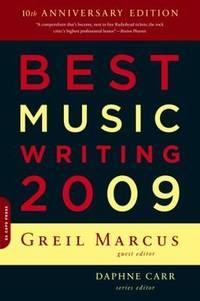 image of Best Music Writing 2009
