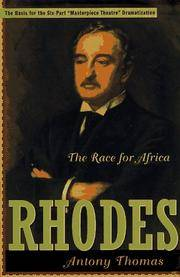 image of Rhodes: The Race for Africa