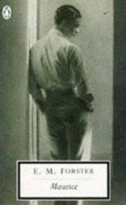 image of Maurice (Penguin Twentieth-Century Clas)
