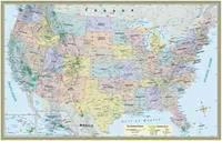 U.S. Map-Paper