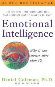 image of Emotional Intelligence: Why it can matter more than IQ (Leading with Emotional Intelligence)