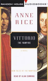 image of Vittorio, the Vampire (New Tales of the Vampires)