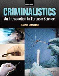 image of Criminalistics: An Introduction to Forensic Science (11th Edition)