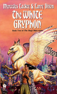 THE WHITE GRYPHON BOOK 2 OF THE MAGE WARS SERIES