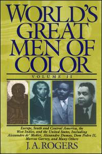 WORLD'S GREAT MEN OF COLOR Volume II Only