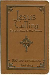 JESUS CALLING - DELUXE EDITION: