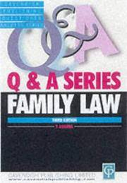 Q & A on Family Law