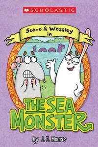 Steve & Wessley in The Sea Monster