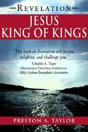 Revelation, Jesus King of Kings (Inscribed By Author )