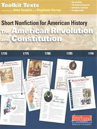 The American Revolution and Constitution: Short Nonfiction for American History (Comprehension...