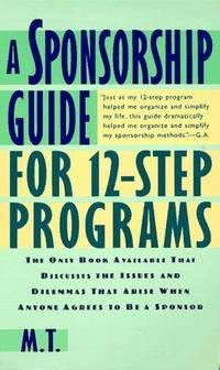 SPONSORSHIP GUIDE FOR 12 STEP