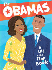 OBAMAS A LIFT THE FLAP BK by LEMAY VIOLET