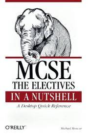 MCSE: The Electives in a Nutshell.
