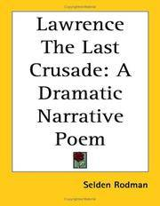 Lawrence the Last Crusade