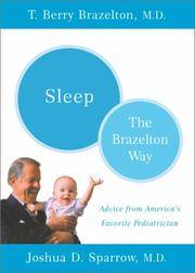 Sleep: The Brazelton Way
