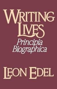 Writing Lives: Principia Biographica