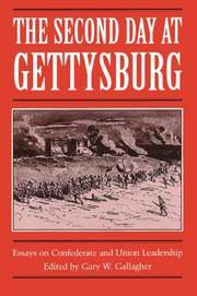 The Second Day At Gettysburg