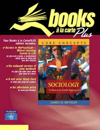 image of Sociology: A Down-To-Earth Approach (Books a la Carte)