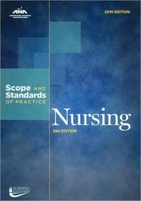 Nursing: Scope and Standards of Practice