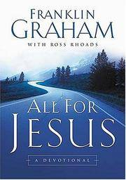 All For Jesus