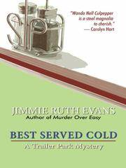 Best Served Cold (Thorndike Mystery)