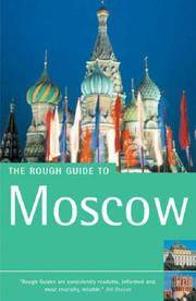 image of The Rough Guide to Moscow 4 (Rough Guide Travel Guides)