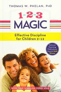image of 1-2-3 Magic: Effective Discipline for Children 2-12