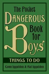 image of Pocket Dangerous Book for Boys : Things to Do