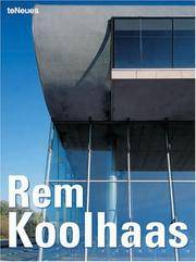 image of Rem Koolhaas: Oma (Archipockets)