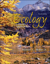 image of Ecology: Concepts & Applications, 4th Ed