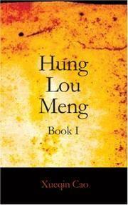 Hung Lou Meng Book I