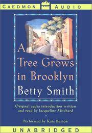 A Tree Grows in Brooklyn (Unabridged on Audio Cassette).